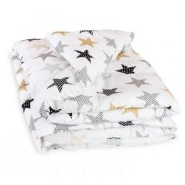 Одеяло Сонный Гномик Звезды (холлофайбер) 110 х 140 см.