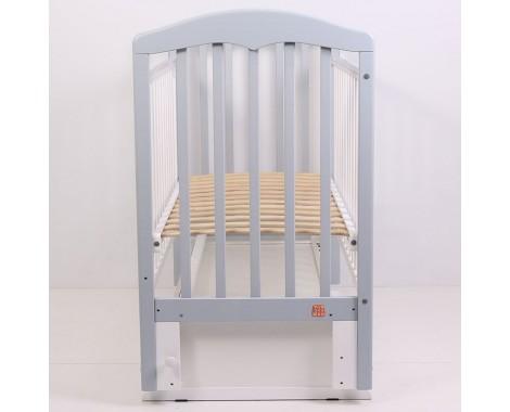Кроватка Топотушки Сильвия-7 (универсальный маятник)