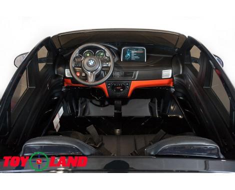 Электромобиль BMW X6M