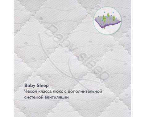 Матрас Plitex Eco Flex Cotton 60 х 120 см.