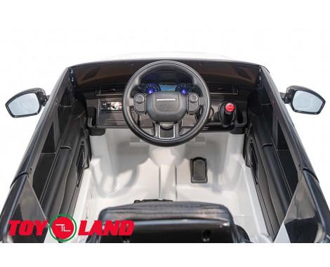 Электромобиль Range Rover Velar