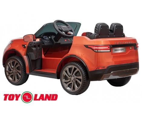 Электромобиль Land Rover Discovery