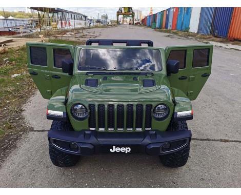 Двухместный джип Jeep Rubicon 6768R