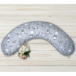 Подушка для беременных AmaroBaby Бумеранг Soft Collection 170 х 25 см.