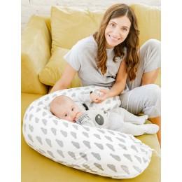 Подушка для беременных AmaroBaby Бумеранг 170 х 25 см.