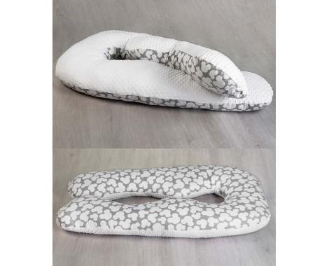 Анатомическая подушка для беременных AmaroBaby 340 х 72 см.