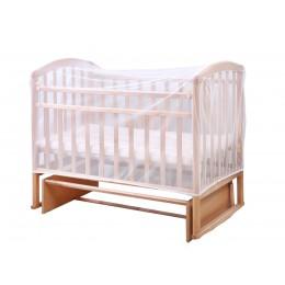 Москитная сетка на детскую кроватку или манеж Бим-Бом
