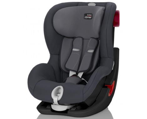 Автокресло Britax Roemer King II LS Black Series (9-18 кг)