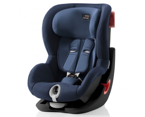 Автокресло Britax Roemer King II Black Series (9-18 кг)
