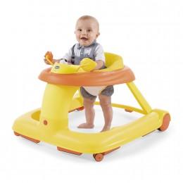 Каталка-ходунки Chicco 123 Baby Walker