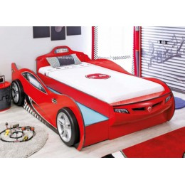 Кровать-машина Cilek Coupe с выдвижной кроватью 190 х 90 см.