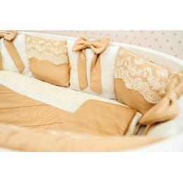 Комплект в кроватку Dreams Кружево 5 предметов