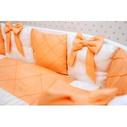 Комплект в кроватку Dreams Персик 5 предметов