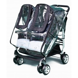 Дождевик Esspero Cabinet Duette для коляски двойни