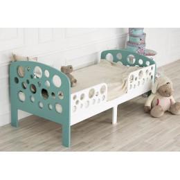 Подростковая кровать Феалта-baby Пузыри 160 х 80 см.