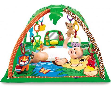 Развивающий коврик Fitch Baby Animal Play Gym 8507