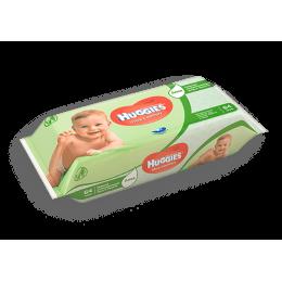 Влажные салфетки Huggies® Ultra Comfort 64 шт.