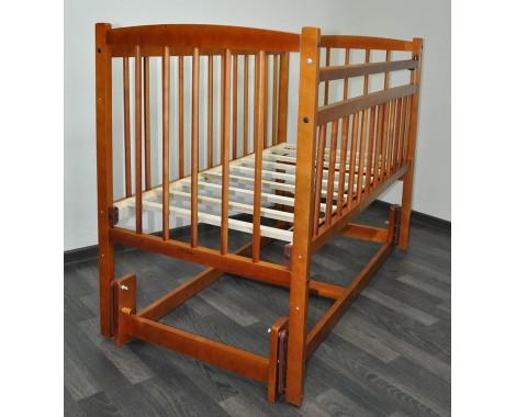 Кроватка Ижмассив Беби-3 (продольный маятник)