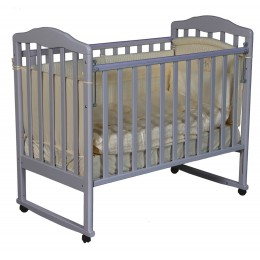 Кроватка Кедр Элен-1 (качалка)