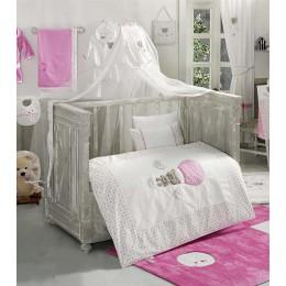 Комплект в кроватку Kidboo Cute Bear 6 предметов