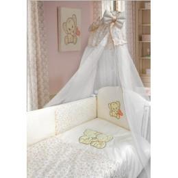 Комплект в кроватку Labeille Элефантики 7 предметов