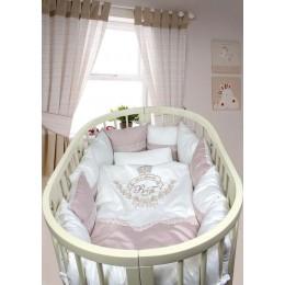 Комплект в кроватку Labeille Rich Family 7 предметов