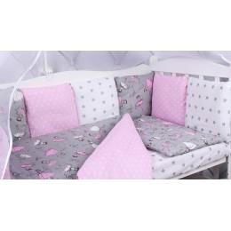 Комплект в кроватку AmaroBaby Мечта 15 предметов