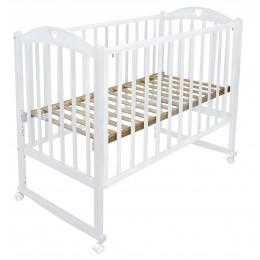 Кроватка Malika Лаура-1 (качалка)