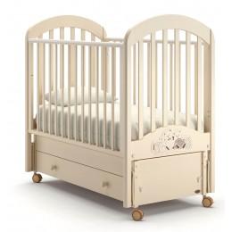 Кроватка Nuovita Grano Swing (продольный маятник)