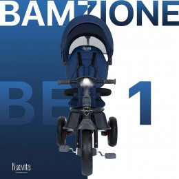Велосипед Nuovita Bamzione BE1