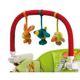 Дуга с игрушками Peg-Perego Play Bar