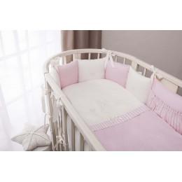 Комплект Perina Неженка розовая Oval 7 предметов