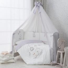 Комплект в кроватку Perina Pio Pio 7 предметов