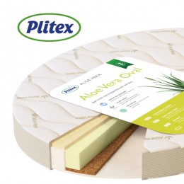 Матрас Plitex Aloe Vera Oval 65 х 125 см.