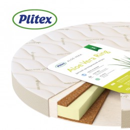 Матрас Plitex Aloe Vera Ring 64 х 64 см.