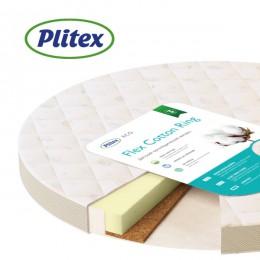 Матрас Plitex Flex Cotton Ring 74 х 74 см