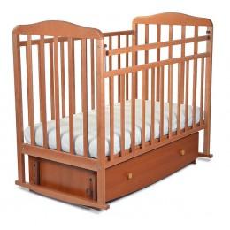 Кроватка СКВ Митенька (поперечный маятник)
