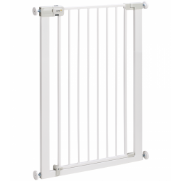 Ворота безопасности Safety 1st Easy Close Extra Tall Metal 73-80 см.