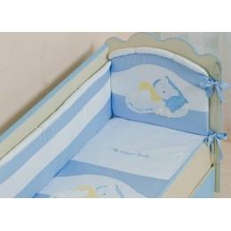 Бортики в кроватку Сдобина Мой маленький друг