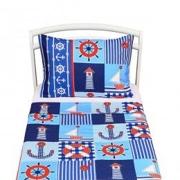 Комплект постельного белья Shapito Anchor 2 предмета