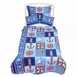 Покрывало с подушками Shapito Anchor Kids 3 предмета