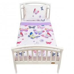 Комплект постельного белья Shapito Butterfly 2 предмета