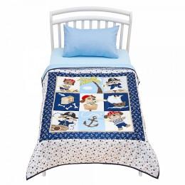 Одеяло-покрывало в кровать Shapito Piratic Kids