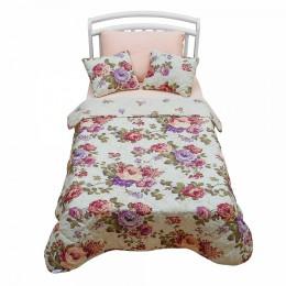 Покрывало с подушками Shapito Rose Kids 3 предмета