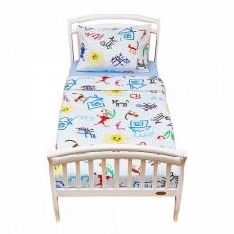 Комплект постельного белья Shapito School 2 предмета