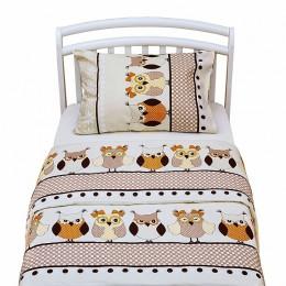 Комплект постельного белья Shapito Sonya 2 предмета