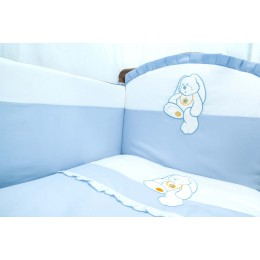 Бортики в кроватку Сонный Гномик Пушистик