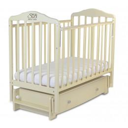 Кроватка Sweet Baby Eligio (универсальный маятник)