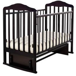 Кроватка Sweet Baby Emilia (поперечный маятник)