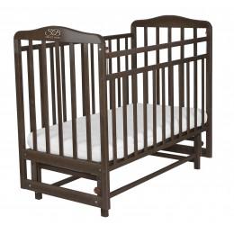 Кроватка Sweet Baby Ennio (поперечный маятник)